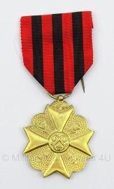 Belgische burgerlijke ereteken medaille  - Origineel