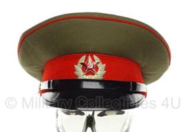 Russische leger pet - maat 55  - origineel