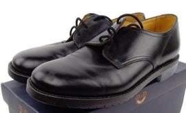KL DT nette schoenen Van Lier, rubberen zool  - NIEUW - maat 38,5 tm. 47,5 - origineel