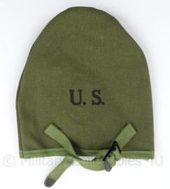 WO2 US T schep tas OD groen - afmeting 21 x 18,5 cm - replica