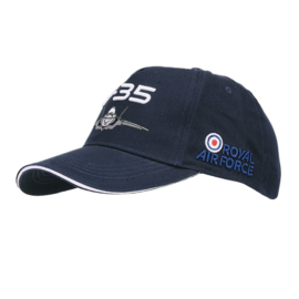 Baseball cap F-35 Royal Air Force - blauw - one size fits all