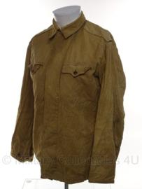 Russische leger officiers uniform jas - maat 48 - origineel