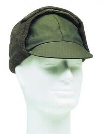 Wintermuts BW groen  - 55 tm. 57 cm. - origineel