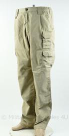 5.11 Tactical Series contractor trouser Khaki - Maat waist 3 inch / length 34 inch- origineel