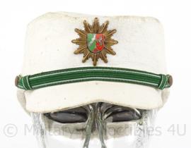 Duitse Bundespolizei pet - Nordrhein Westfalen - maat 55 1/2 - origineel