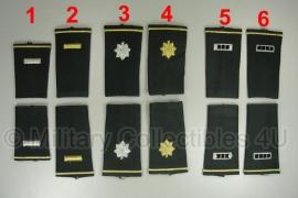 US Army schouderstukken- meerdere verkrijgbaar - origineel US Army