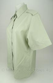 KL Koninklijke Landmacht dames overhemd - khaki - maat 42 - korte mouw - origineel