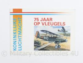 KLU Koninklijke Luchtmacht 75 jaar op vleugels
