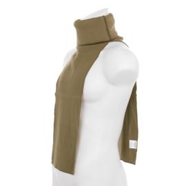 Col sjaal / Polo-neck - Groen - 100% acryl