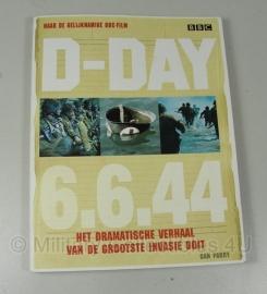 D Day boek BBC - Dan Perry (nederlandstalig)