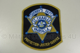 St. Charles Parish Police patch - origineel