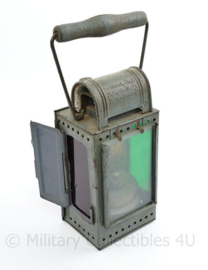 Karbid lantaarn vintage - J Kampschulte & Co Osnabruck metallwerke  - 28 x 10 x 8 cm - origineel