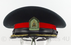 Iran Islamic Police Generals visor cap - maat 58 - origineel