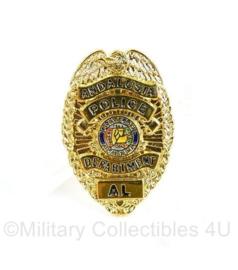 US Andalusia Police Department speld - origineel