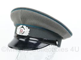 DDR Schirmmütze LASK platte pet - grof wol - maat 56 cm - origineel