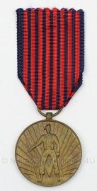 Belgisch – militair – VRIJWILLIGERSMEDAILLE 1940-1945     - Origineel