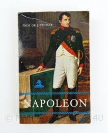 Boek Napoleon Prof Dr J Presser - origineel