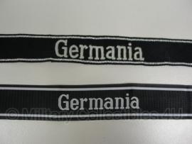 """SS cufftitle SS-Standarte 2 """"Germania"""" / SS VT - officier of manschap"""