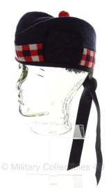 Scottish glengarry hat - kleine maten 52 of 53 cm. - origineel