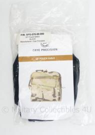 Crye Precision GP pouch 6 x 6 x 3 cm BLACK  - nieuw in verpakking ! -  origineel
