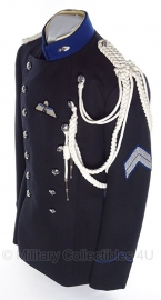 KMAR Marechaussee uniform set - met dubbele parawing! - maat 38 - origineel