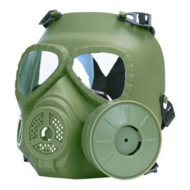 Tactical M4 Airsoft Masker - Groen