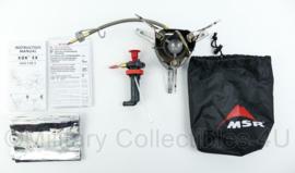 Extreme Condition Stove MSR XGK EX stove MET brandstoffles - origineel