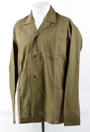 Zeldzaam MVO  overhemd nachthemd uit 1954 - nieuwstaat - maat 50 - origineel
