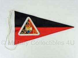 NSB fiets vlaggetje (dubelzijdig) replica