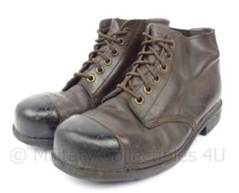 Veiligheidsschoenen bruin - merk Windsor - maat 43 - origineel