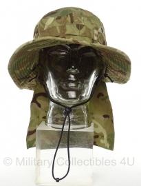 Britse leger MTP camo Boonie Bush hat - 51 cm. (kindermaat) origineel