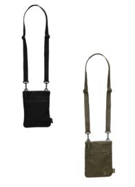 EDC Everyday Carry TF-2215 documenten tas met schouderriem - 21 x 15 cm - groen of zwart