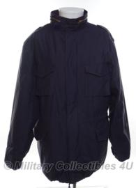 M65 Cold weather jas donker blauw 2000 - maat 7080/7484 (Large/Reg) - origineel