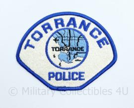 Torrance Police patch  - 11,5 x 9,5 cm -  origineel