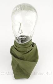 Kl groene halsdoek halssjaal - origineel
