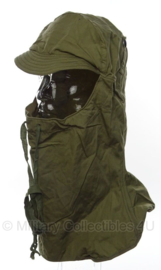 US M1941 hood - MEDIUM - origineel WO2