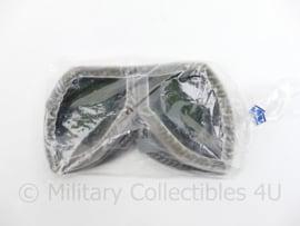 Korps Mariniers snow goggles - nieuw in de verpakking -  14 x 8 x 1,5 cm - origineel