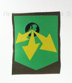 KL eenheid DT embleem Divisie logistiek Commando - 1963/2000 - origineel