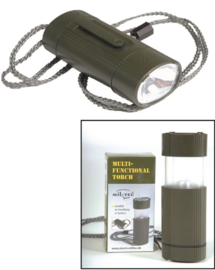 Multifunctionele lamp - handlamp of lantaarn