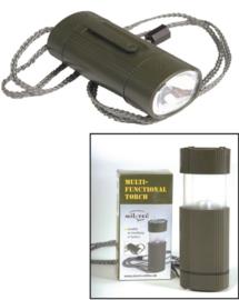 Multifunctionele lamp - handlamp of lantaarn