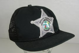 Deputy Sheriff Hillsborough County Baseball cap - Art. 603 - origineel