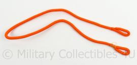 Defensie oranje Nestel DT koord - zeldzaam - origineel
