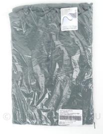 KL Koninklijke Landmacht ondershirt lange mouw met col WARM WEER - thermisch - grijs/groen - maat XL - nieuw in verpakking - origineel