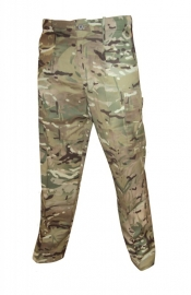 Britse trouser, combat, temperate weather - MTP camo - met vlek - maat  85 / 92 / 108 - origineel