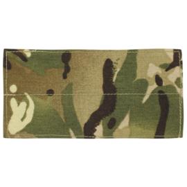 Britse leger MTP camo klittenband afdekking MTP blanking panel ONGEBRUIKT 20 x 10 cm. - origineel