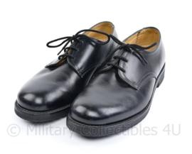 Defensie van Lier DT schoenen Welted Klasse  - maat 250 B = 39 B - in zeer goede staat - origineel
