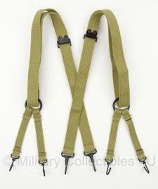 Suspenders USMC khaki