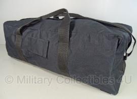 Kmar zwarte enorme rugzak/ tas goederen groot - type 1- 82x32x25 cm. origineel