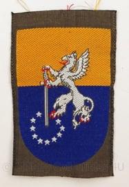 KL Landmacht arm embleem 41 Lichte Brigade - voor DT1963/2000 - afmeting 5 x 8 cm - origineel