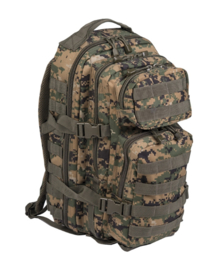US Assault Pack Small - USMC Digital Woodland Marpat